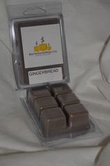 Gingerbread Triple scented Wax Melts (6 Cubes Per Shell)