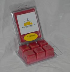 Cherry Triple Scented Wax Melts (6 Cubes Per Shell)
