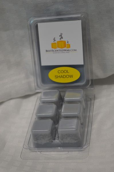 Cool Shadow Wax Melts (Triple Scented)