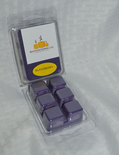 Blackberry Wax Melts (Triple Scented)