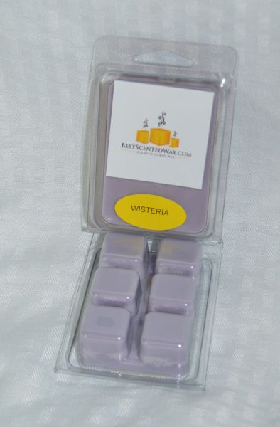 Wisteria Wax Melts (Triple Scented)