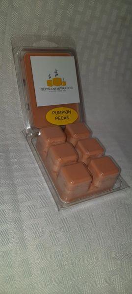 Pumpkin Pecan Triple Scented Wax Melts (6 Cubes Per Shell)