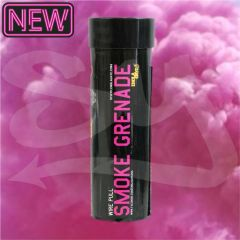 ORIGINAL (WP40) ENOLA GAYE WIRE PULL COLOR SMOKE GRENADES [PINK- CHOOSE QUANTITY]