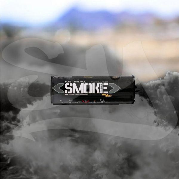 BURST (WPB) ENOLA GAYE WIRE PULL TWIN VENT COLOR SMOKE GRENADES [BLACK]