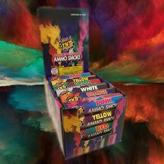 New Release: TNT Assorted Color Ammo Smoke Bomb Fountain Sticks