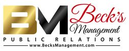 Beck's Management Public relations Marketing PR Publicist Beck G
