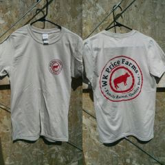 WK Price Farms Tshirt