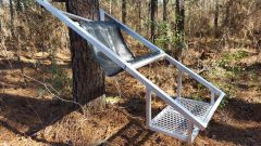 King-Stand Rogue 365 fixed position without foot climber