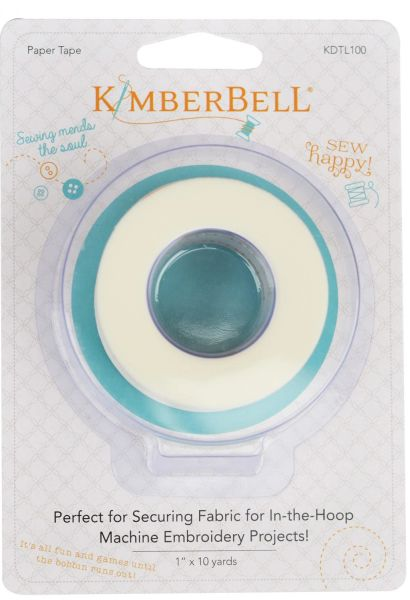 Kimberbell Paper Tape for your In~The~Hoop Embroidery Designs FREE UK  SHIPPING