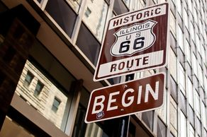 Route 66 Illinois is the start of Route 66 from East to West. Travel all of Historic Route 66.