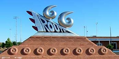 Tucumcari new mexico is a classic route 66 town. Camping and RV parking in Tucumcari
