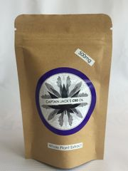 Captain Jacks Whole Plant Extract CBD Oil 500mg