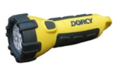 Dorcy 41-2511 4-Led Floating Flashlight YELLOW