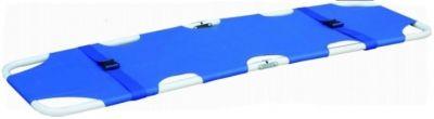 Powder Coated Steel Folding Stretcher 1B3