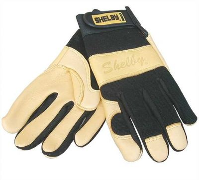 Shelby Goatskin Rescue Glove Style No. 2515 LARGE