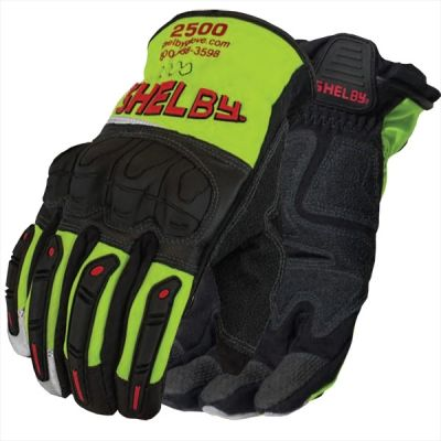 SHELBY Style No. 2500 Xtrication® Rescue Glove XL