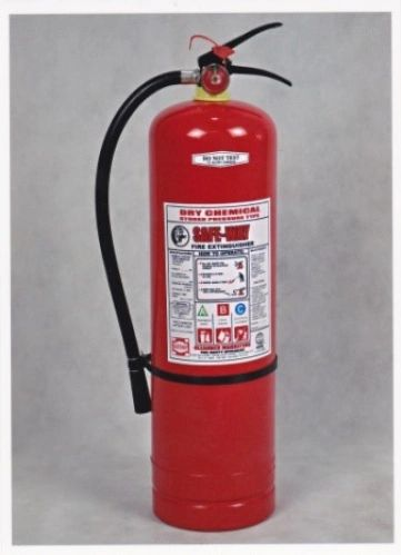 DRY CHEMICAL FIRE EXTINGUISHER 10 lbs. SW