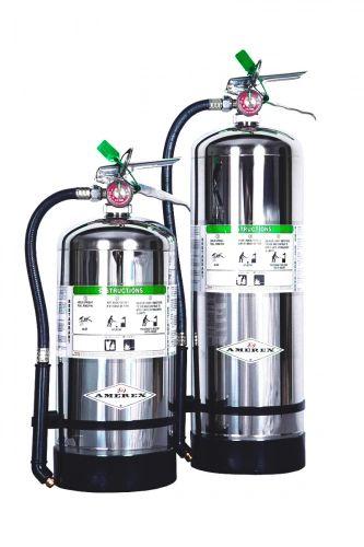 Amerex B262 2.5 gal. Wet Chemical Extinguisher