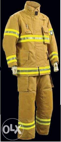 QD Fire Suit Tan Large