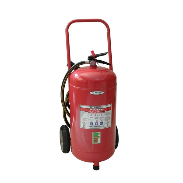 Fire Extinguisher 50 lbs. dry chemical