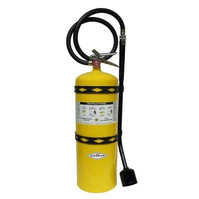 Fire Extinguisher Class D