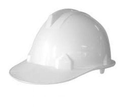 BLUE EAGLE HARD HAT WHITE SAFETY HELMET ABS HC32