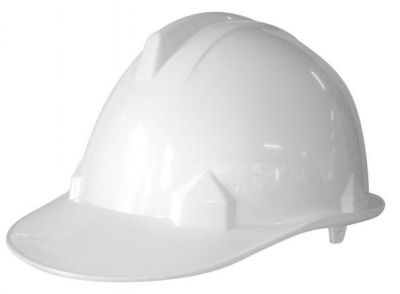 Blue Eagle Hard Hat (WHITE)