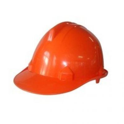 Hard hat Blue Eagle orange
