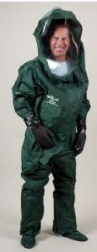 Lakealand Nylon Front Entry Training Suit Style Number 95493 Size Large