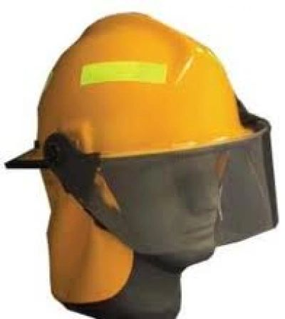 Pacific Fire Helmet F3D MKII Series Yellow Daisy FT