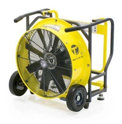 24-IND 913-1263 24-IND-VSR Tempest Technology Positive Pressure Ventilation Fan Variable Speed Electric 2 HP