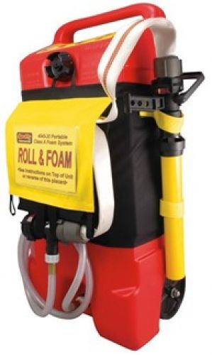 "Scotty 4045-30, ""Roll & Foam"", Mobile Foam Attack"