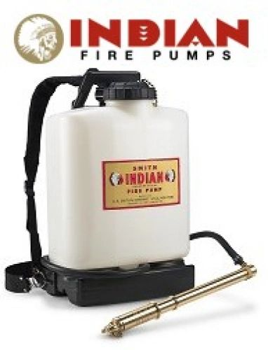 Indian Poly Backpack Firefighting Pump