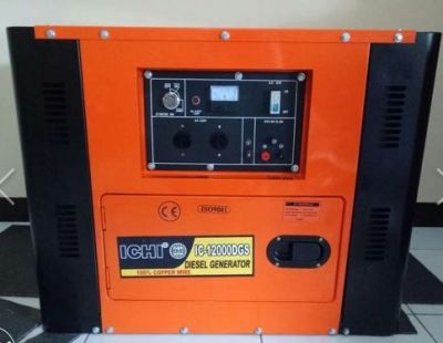 ICHI 10KVA Diesel Generator Set Model 12000DGS