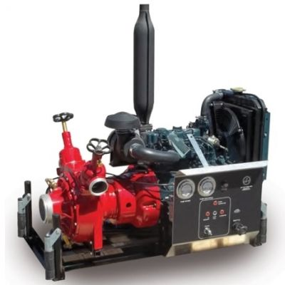 PFP-25HP-DSL-MR CET FIRE PUMP