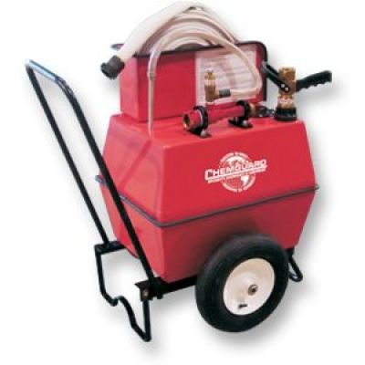 CHEMGUARD 36 Gallon Mobile Foam Cart