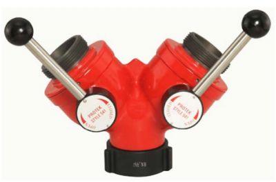 Hydrant Wye 2.5x2.5x2.5 Protek 530