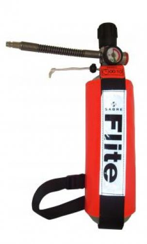 Scott CYL-FLITE-10 2.0 litre, 200 bar cylinder