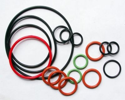 Silicone O-Ring Blue/Orange/Red/Brown ID – 14mm OD – 18mm Thickness-2mm