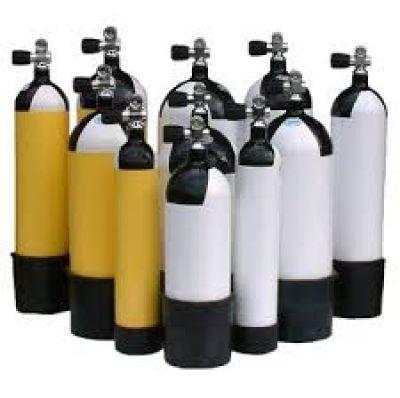 Cylinder Refilling 300 bar
