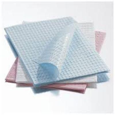 PLASTIC BACKED TOWEL