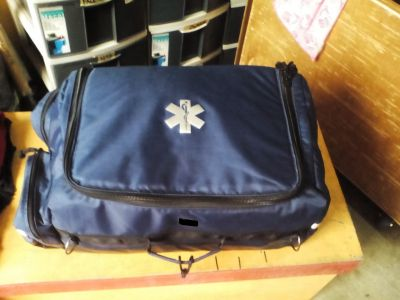 Trauma Bag/Backpack with Oxygen Kit Series