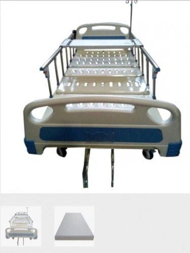 Hospital Bed 2 Cranks