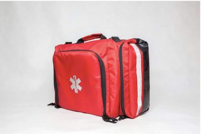 BLS Trauma Bag with Contents