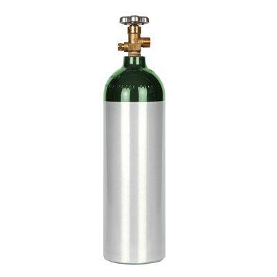 Aluminum Oxygen Cylinder (5 lbs.)