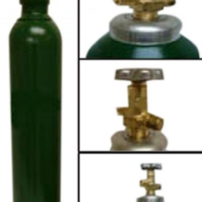 15 lbs. Oxygen Tank with Regulator