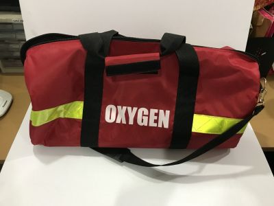 Oxygen Bag Portable Red