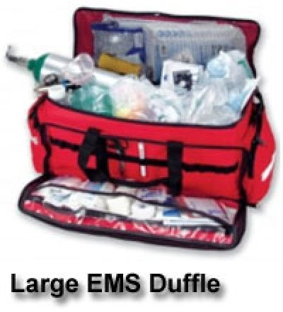 Large EMS (Emergency Medical Service) Duffle