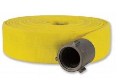 5 ELEM Fire Hose 2.5X50 Double Jacket Yellow