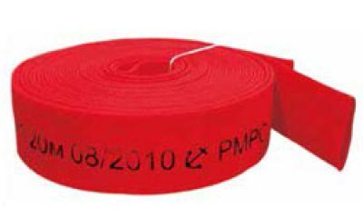 5ELEM RED UL FIRE HOSE 1.5×50 DJ EPDM 400 PSI